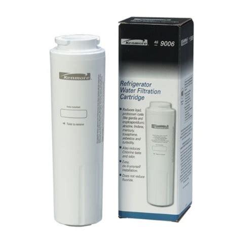 kenmore water filter kenmore refrigerator replacement water filter 46 9006 hardware plumbing dispensing filtration in