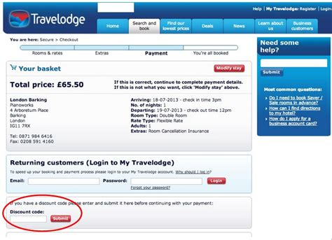 discount vouchers on travelodge travelodge discount code