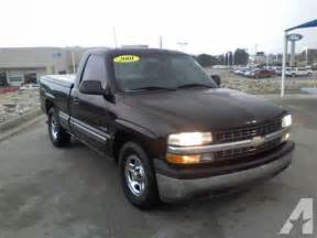 2001 Chevrolet Silverado 1500 2001 Chevrolet Silverado 1500 For Sale In Marble Falls