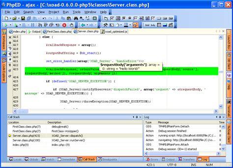 tutorial php ajax ajax and php debugging
