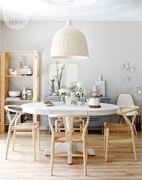 Scandinavian Dining Room by Scandinavian Style In Canada By Tara Ballantyne Jelanie