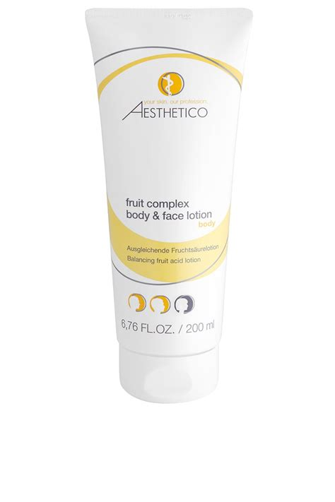 Fruit And Lotion aesthetico fruit complex lotion kaufen
