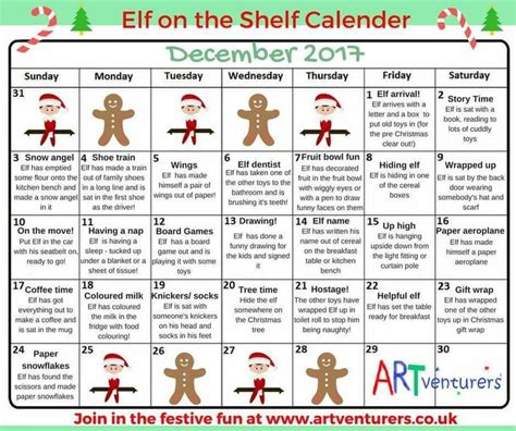 printable elf on the shelf ideas 2017 go ask mum these elf on the shelf cheat sheets are going