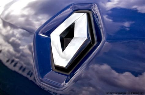 renault car logo renault logo cars wallpaper hd desktop high definitions