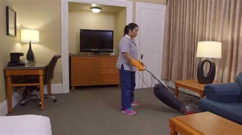 room attendants vacuuming 7 of 7