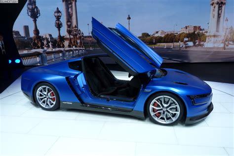 Vw 1 Liter Auto Motor by Vw Xl Sport Xl1 Ableger Mit 200 Ps Ducati Motor In
