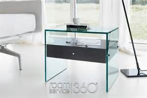 secret italian modern nightstand with drawer by tonelli