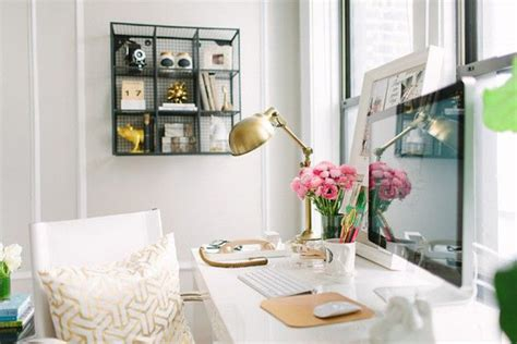 Home Design Gold Pc 25 Girly Workspace Ideas Home Design And Interior