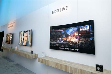 samsung and partners demonstrate live uhd hdr tv broadcast via atsc 3 0 at ces 2016 samsung