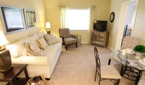 senior 2 bedroom apartment in houston city place midtown one lincoln park senior retirement living offers flexible