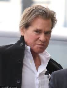 val s val kilmer leaves london after getting tracheostomy