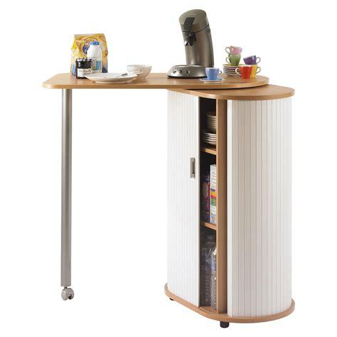 bar cuisine avec rangement cuisine en l avec table