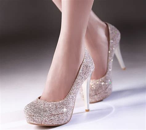 Prom Shoes by Sparkle Gold For Trendy Prom Shoes 2016 A Bridal Trendy