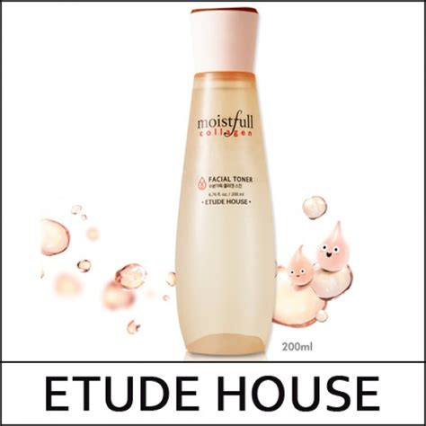 Etude House Moistfull Collagen etude house sale 35 moistfull collagen toner