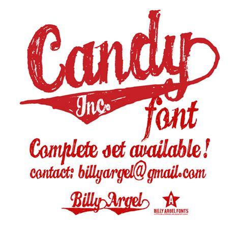 dafont retro candy inc font dafont com