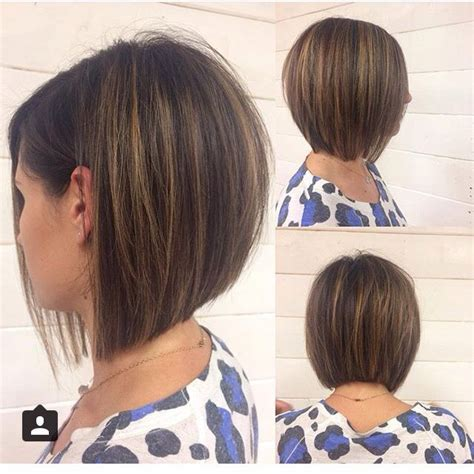 graduated bobs for long fat face thick hairgirls best 25 bob back view ideas on pinterest long bob back