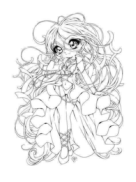 deviantart coloring pages 17 best images about chibis for coloring on pinterest