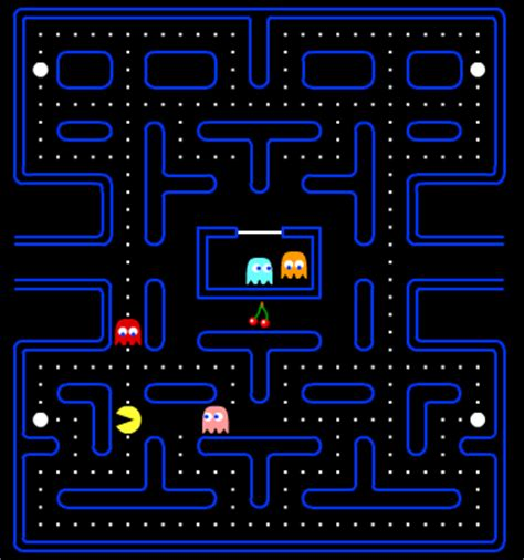pacman play the gallery for gt pacman board