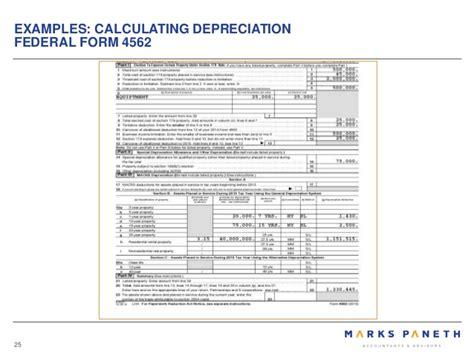 section 179 recapture depreciation refresher 2017