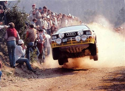 audi rally rally group b tribute youtube