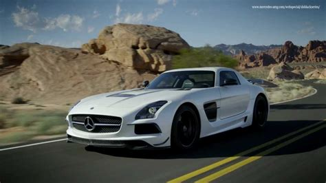 Car Commercials by Mercedes Sls Amg 2013 Black Series Commercial Carjam Tv Hd