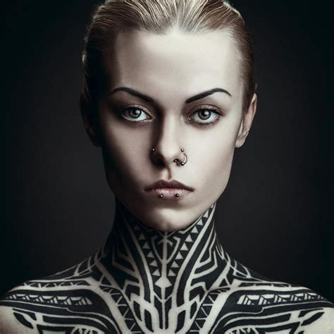 tribal collar tattoo 63 stunning tribal neck tattoos