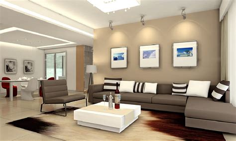 fashion simple blue living room interior design 3d 3d minimalist interior design living room
