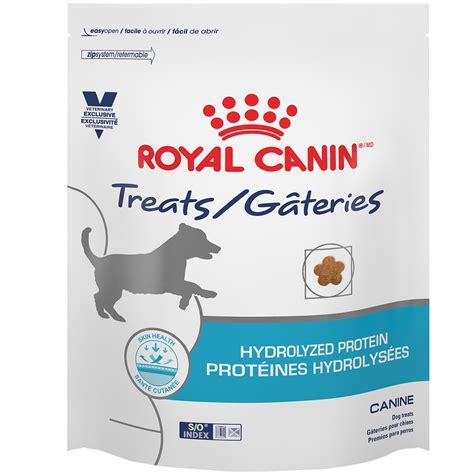 hydrolyzed protein food royal canin hydrolyzed protein canine treats 17 6 oz healthypets