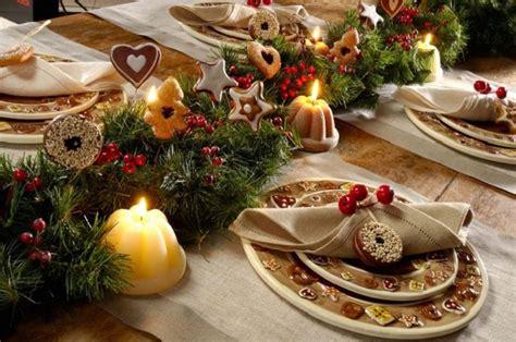 addobbi natalizi tavola fai da te decori natalizi stile ed eleganza per addobbare la