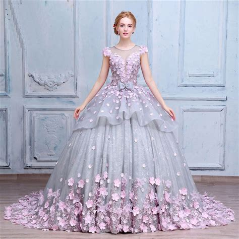 Wedding Dress Flower by 26 Best Quinceanera Dresses Images On