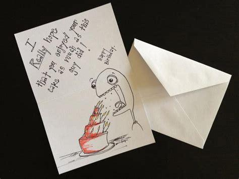 Birthday Card Drawings Birthday Card Designs 35 Funny Cute Exles Jayce O