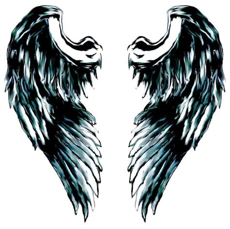 tattoo angel wings images simple angel wing tattoos clipart best