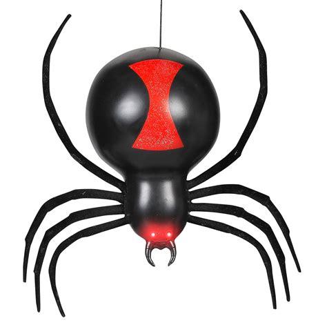 happy black widow spider cartoon 16 16 dropping black widow spider animated prop at