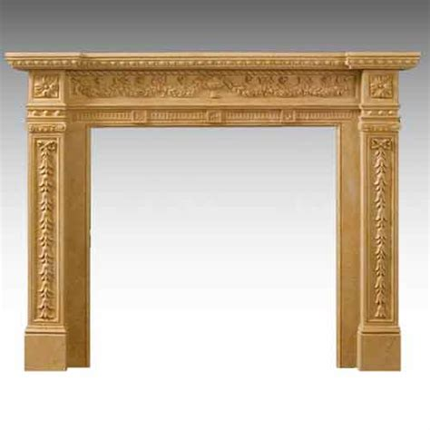 premade fireplace mantels