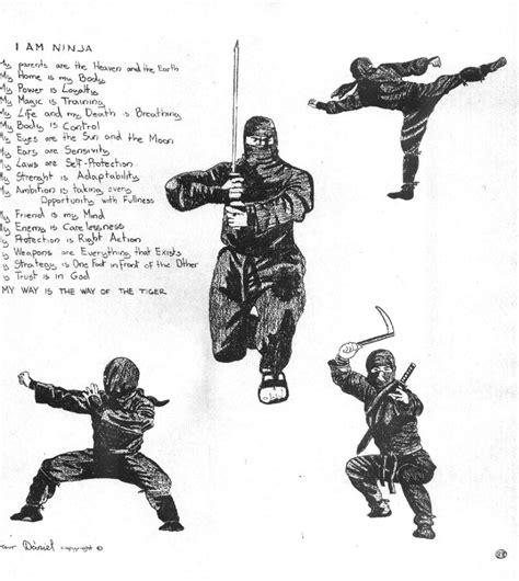 Töff Ninja by Daniel Tarr Cyberguru My Art Graphic Art