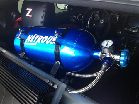 Speaker Nitrous nitros bottle speaker images