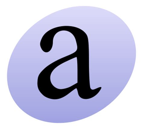 Letter A File P A Letter Svg Wikimedia Commons