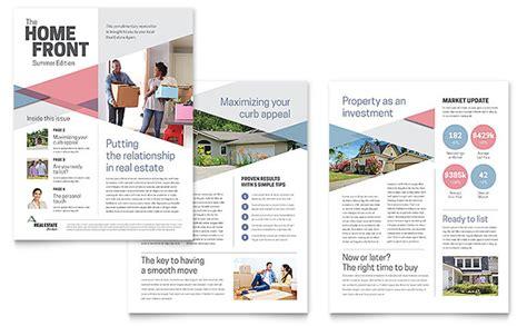 marketing materials realtors diy printable templates