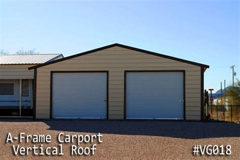 Coast To Coast Car Ports by A Frame Vertical Garages