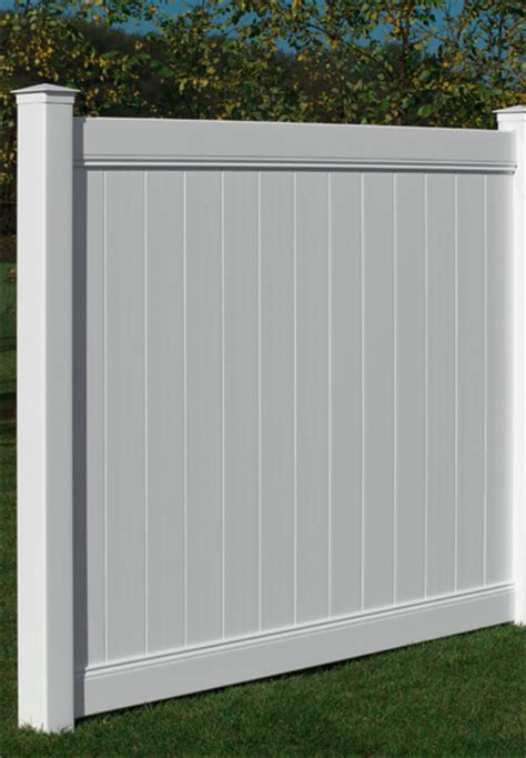 cost fence for installiing privacy vinyl fences
