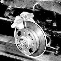 Automobile Brake System History Crosley Firsts