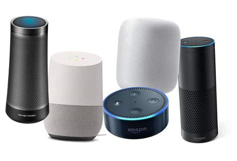 94 of smart speakers used today are from amazon or google top 5 best smart speakers of 2018 heavy com