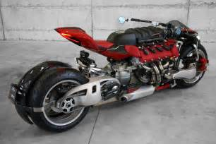 Maserati With Engine Lazareth Lm 847 Bike Uses A 470 Hp Maserati V8