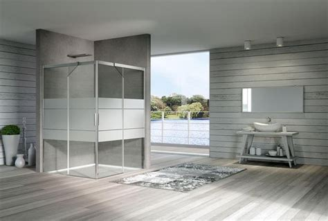 duka cabine doccia cabine doccia in vetro prive di telaio imprese edili