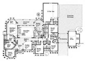 Single Level Ranch House Plans Single Level Floor Plans Ranch Style Home Trend Home