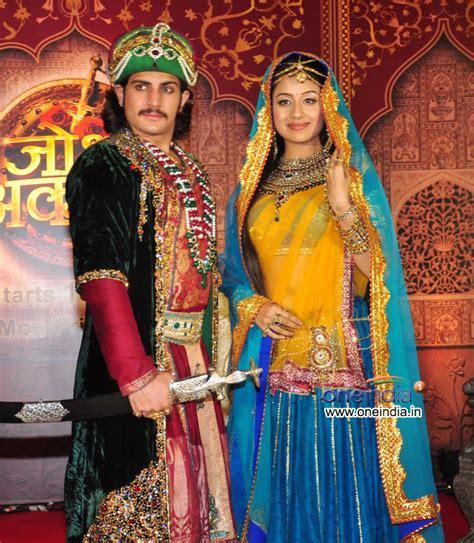 film seri jodha akbar photos launch of zee tv s new serial jodha akbar
