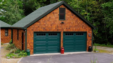 Green Garage Doors Garage Door Trends So Chic