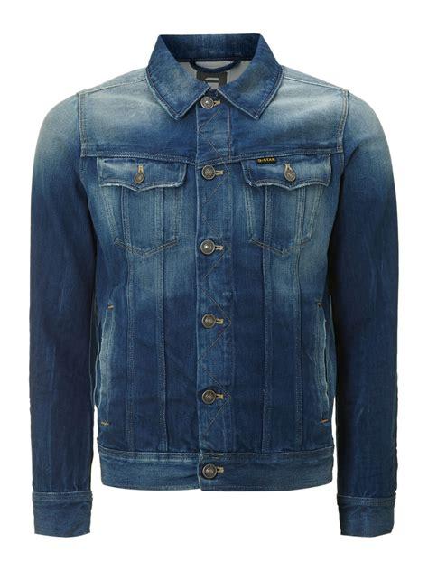 Denim Denim g denim jacket in blue for lyst