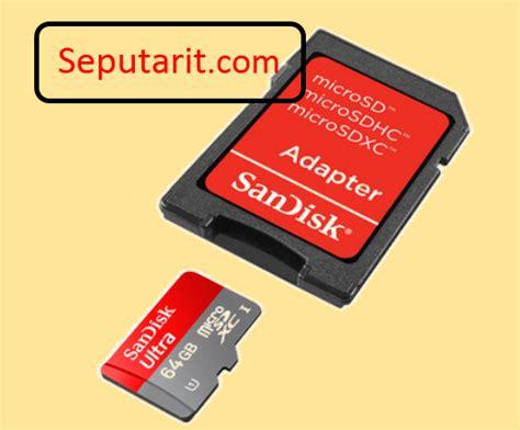 Kartu Memory Card 4gb Ini Dia Cara Membuka Kartu Sd Card Yang Write Protect Terkunci