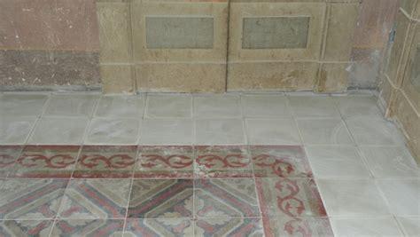 pavimenti in cementine e possibile conservare un vecchio pavimento in cotto o in